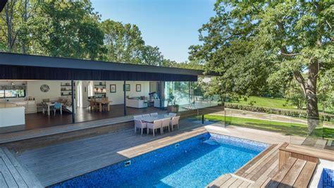 modern decks 7 modern pool decking design ideas kebony
