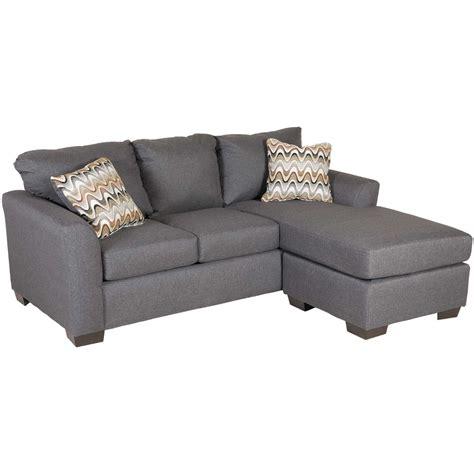 ryleigh grey sleeper with chaise d1 3904slpr