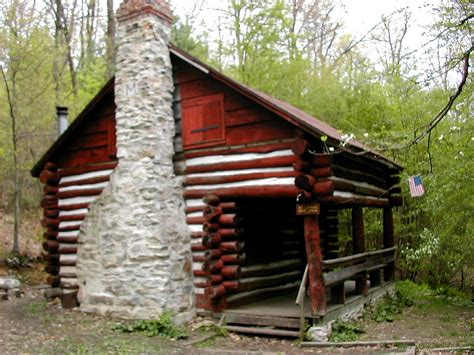 The Cabin Duncannon by Appalachian Trail 2003 Harpers Ferry West Virginia To