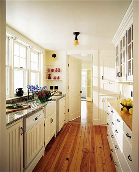 Kitchen Renovation Ideas For Small Kitchens by Galley Kitchens Desire To Inspire Desiretoinspire Net