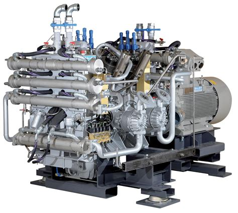 Compressor Bauer bauer compressors re launch cng fueling packages