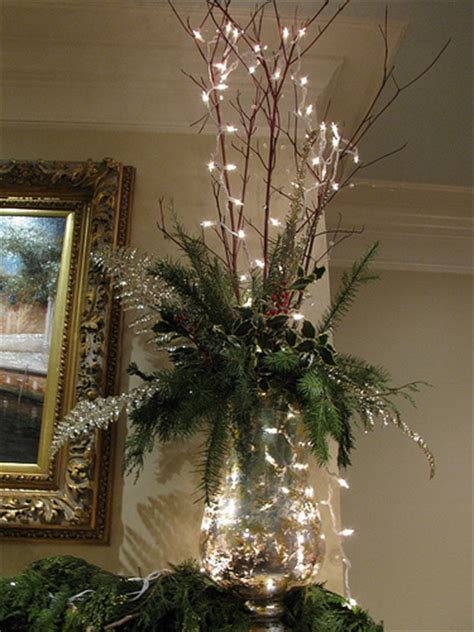 mantel decor my simple winter mantel lighted branches epsom salt and urn lighted mantle lenae denson flickr