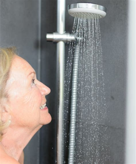 Slipping In The Shower by Preventing Slips And Falls In Your Bathroom