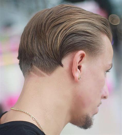 hairstyles for neck lines mens haircut neck style haircuts models ideas