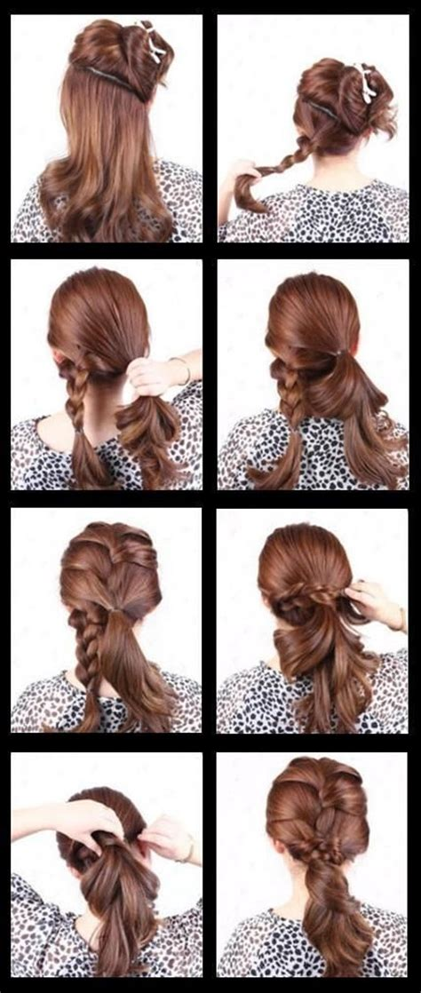step by step hairstyle tutorials for women 5 new party hairstyle tutorials for girls in 2018 fashioneven