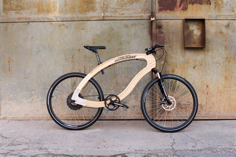 E Bike 600 Euro by Wooden E Bike Elektrofahrrad Aus Holz Verkehr