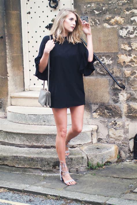 black dress   love style