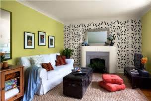 Wall Colors For Living Room by Best Paint Color For Accent Wall In Living Room