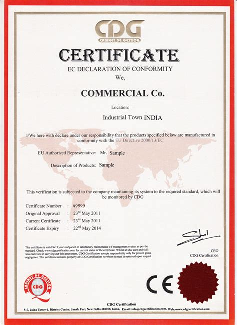 gmp certificate template pin gmp certification by products association npa