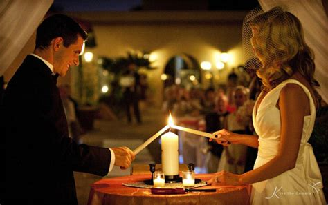 Wedding Ceremony Unity Candle by The Unity Candle Vs The Unity Sand Ceremony Set