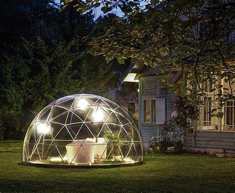 backyard dome garden igloo