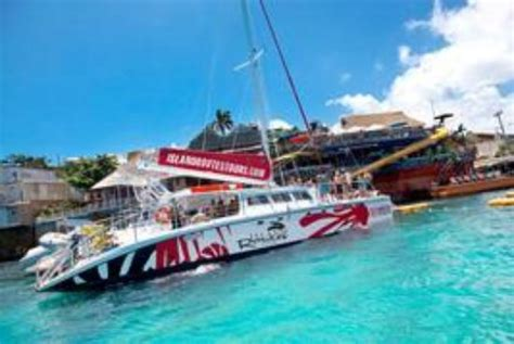 catamaran trips montego bay jamaica stop at margaritaville picture of island routes