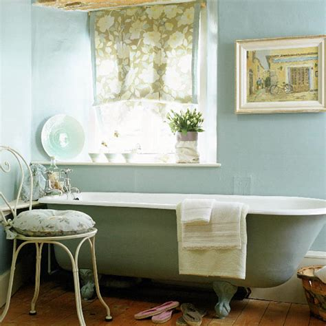 french cottage bathroom modern country style case study farrow and ball blue gray