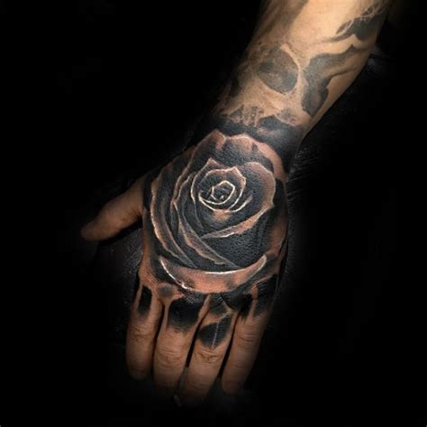 guy rose tattoo 90 realistic designs for floral ink ideas