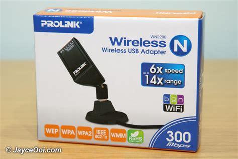 Usb Wireless Prolink prolink wn2200 wireless n 802 11n wireless usb adapter