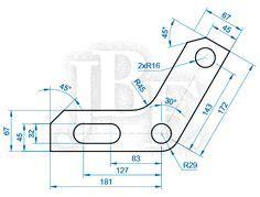100 autocad exercises learn by practicing create cad drawings by practicing with these exercises books autocad para todos 100 pr 225 ctico ejercicios b 225 sicos