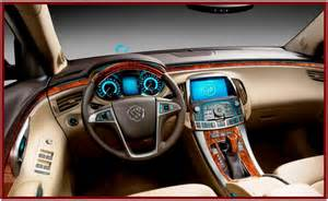 2011 Buick Lacrosse Interior Document Moved