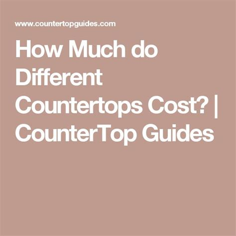 How Much Does Quartz Countertops Cost by 17 Best Ideas About Granite Countertops Cost On Quartz Countertops Cost Cost Of