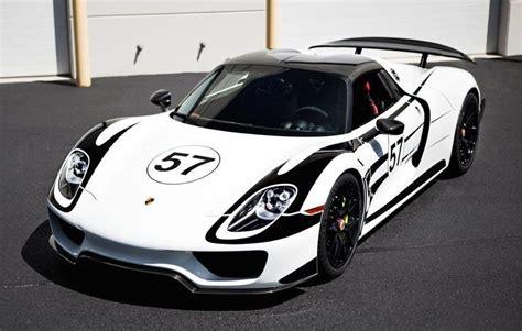 Porsche 918 Tuning by Porsche 918 Weissach Package By Ind Distribution Carz Tuning