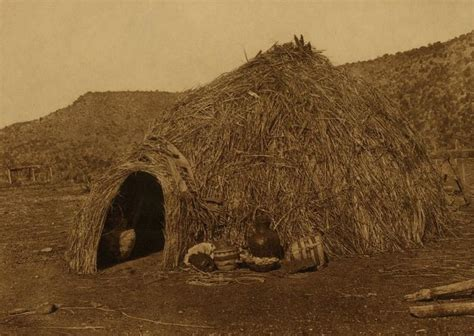 traditional apache home 1903 americans