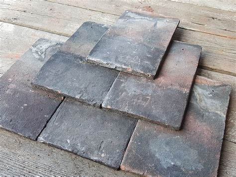 Handmade Roof Tiles - reclaimed handmade rosemary roof tiles