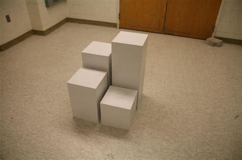 How To Make A Pedestal How To Build A Pedestal