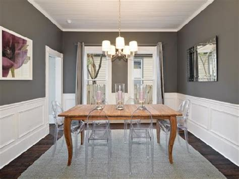 Dining Room Colors With Brown Furniture What Color Paint Goes With Brown Furniture Benjamin