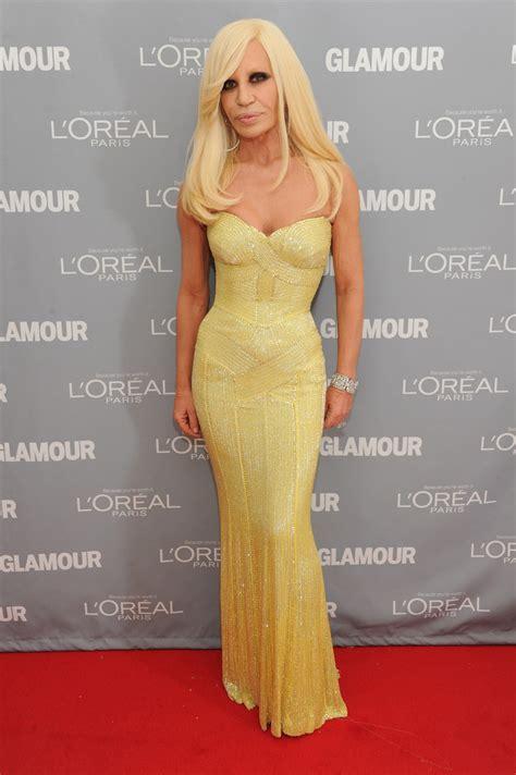 Wipi Dress Dress donatella versace beaded dress donatella versace looks