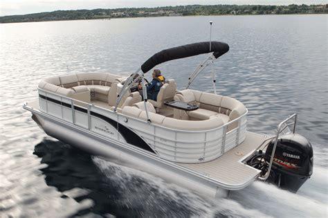 ski boat vs tritoon top 10 pontoon boats of 2016 boats