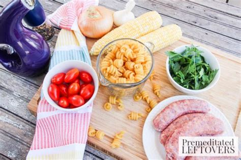 bratwurst ingredients bratwurst and sweet corn casserole recipe