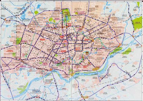 Shenyang Map, Map of Shenyang China, Shenyang City ...