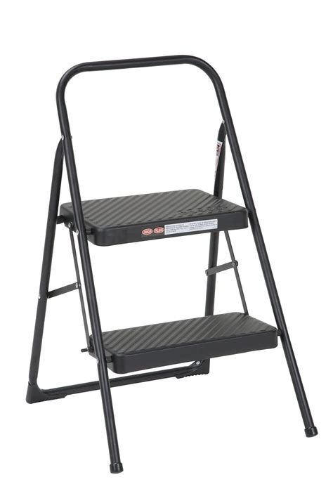 Cosco Folding Stool by Cosco Products Cosco Two Step Household Folding Step Stool