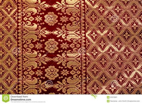 Perada Exclusife Batik songket fabric stock image image 25372001