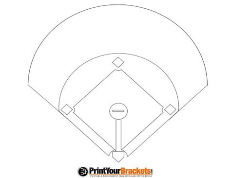 baseball infield diagram 25 best ideas about baseball field on
