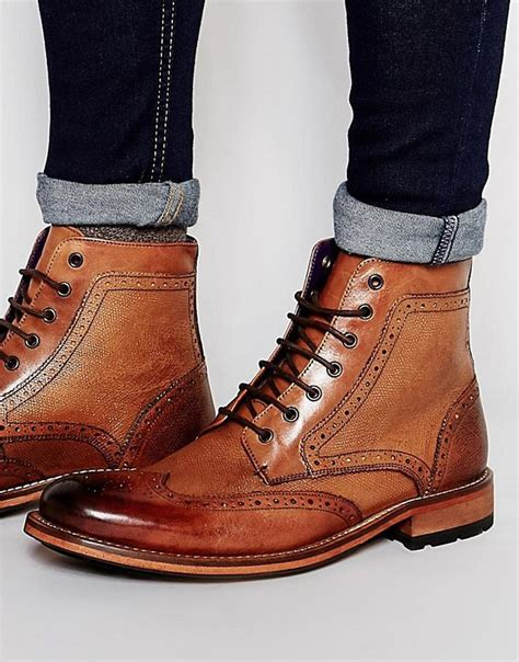 25 best ideas about mens brogue boots on
