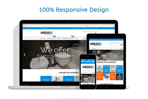 Eugene Plumbing Supply by Plumbing Solutions Magento Theme 53128