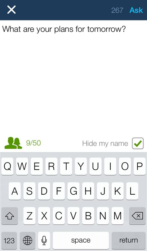 askfm header social q a app ask fm updated with support for video