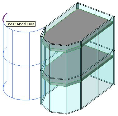 what is a curtain wall curved glass curtain wall revit curtain menzilperde net