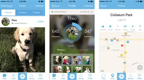 for dogs app woof for iphone is like for your imore