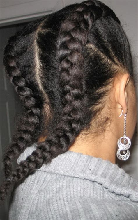 hairstyles two braids search results for two braids fishtail braid with weave