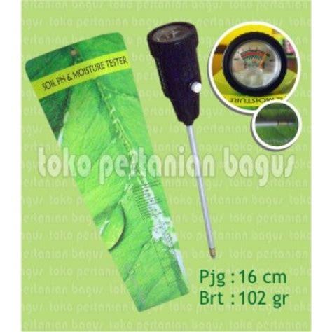 Alat Pengukur Ph Hidroponik soil ph tester 2 in 1 alat pengukur ph dan kelembapan tanah