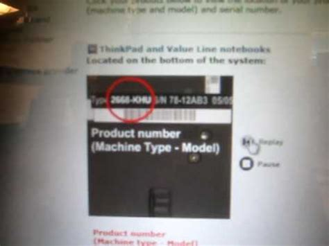 Lenovo Number Search Find The Lenovo Serial