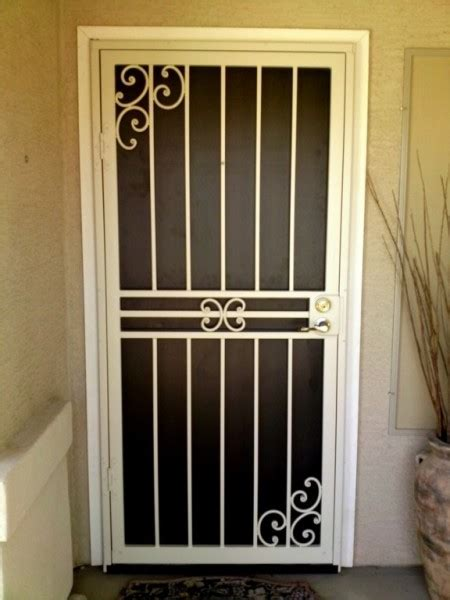 Hire Clearview Mobile Screen Company For Security Screen Security Front Screen Doors
