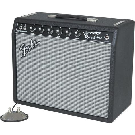 Harga Chanel Reissue jual fender 65 princeton reverb 15w 1x10 guitar combo