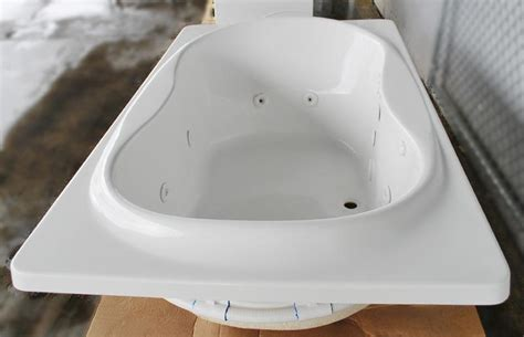 water jet for bathtub 36 quot x72 quot drop in whirlpool jetted bath tub 8 water jets