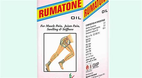 ayurvedic herbal massage oil for osteoarthritis rumatone oil