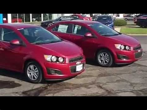 Chevy Sonic Hatchback Review by 2012 Chevy Sonic Review Sedan Vs Hatchback