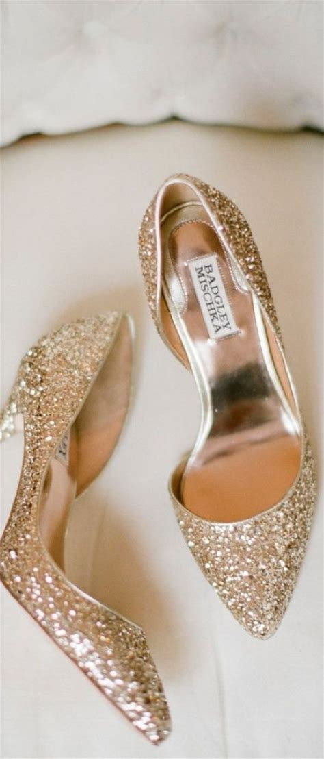 Gold Sparkly Bridal Shoes by Best 25 Gold Sparkly Shoes Ideas On Sparkly
