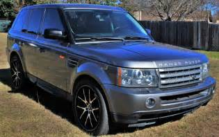 2008 land rover range rover sport 4wd 4dr sc inventory