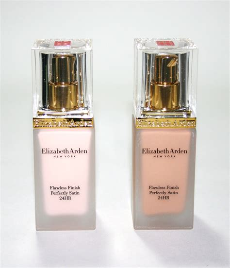Makeup Elizabeth Arden elizabeth arden flawless finish perfectly satin foundation review uk